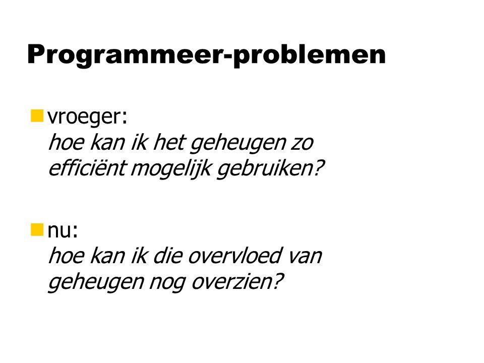 Programmeer-problemen