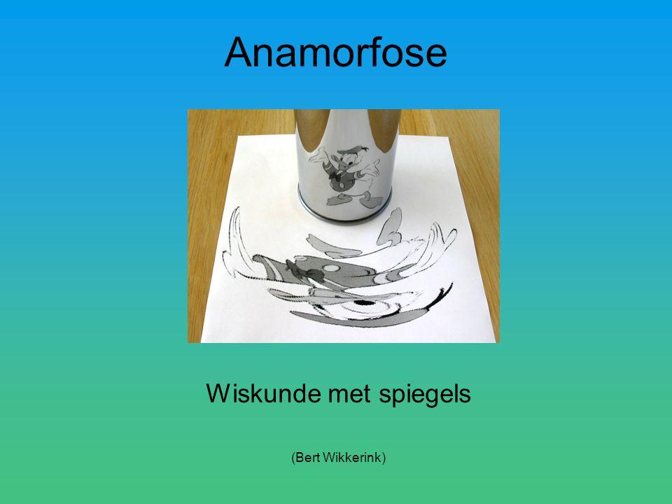 Wiskunde met spiegels (Bert Wikkerink)