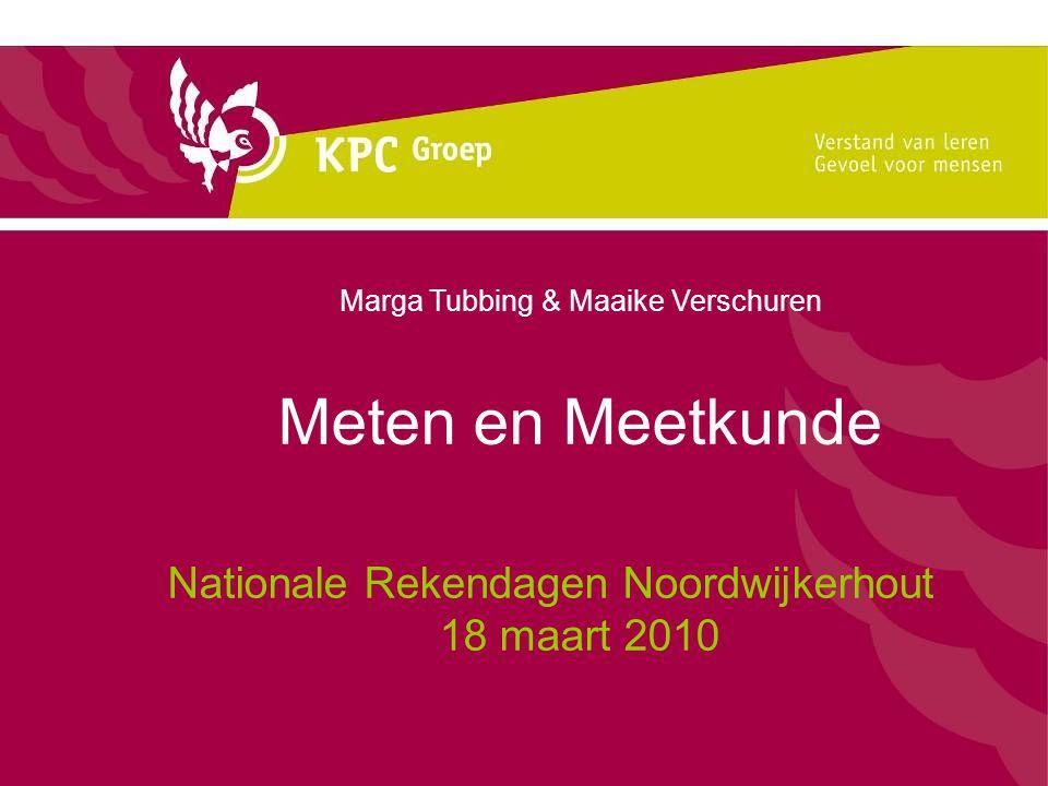 Nationale Rekendagen Noordwijkerhout 18 maart 2010