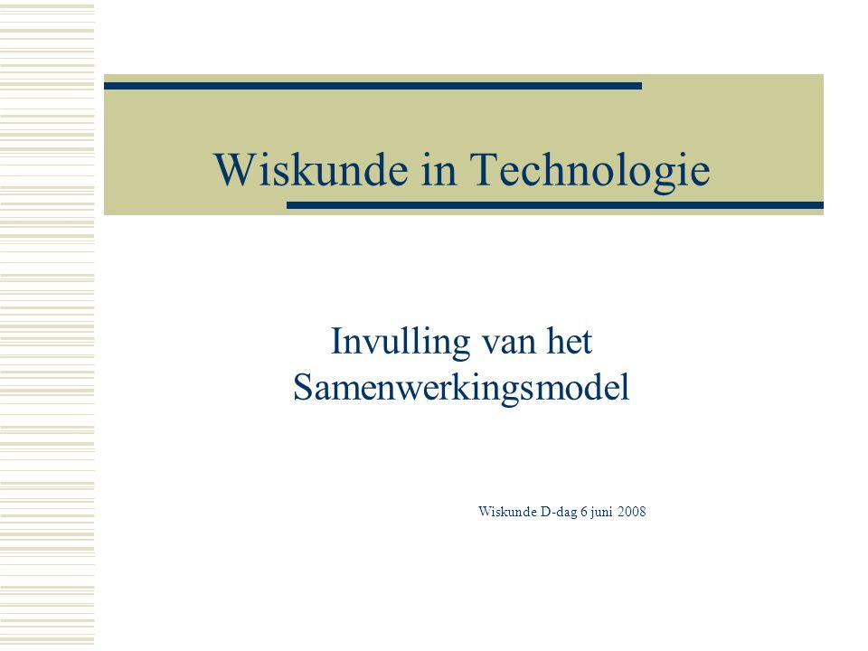 Wiskunde in Technologie