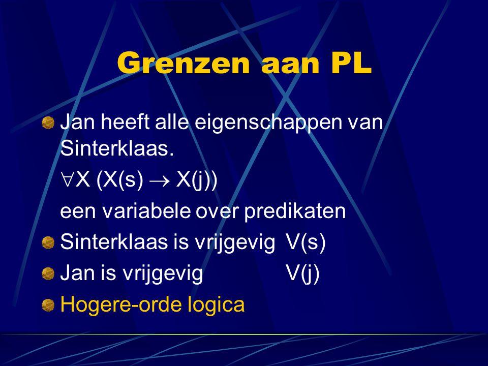 Grenzen aan PL Jan heeft alle eigenschappen van Sinterklaas.