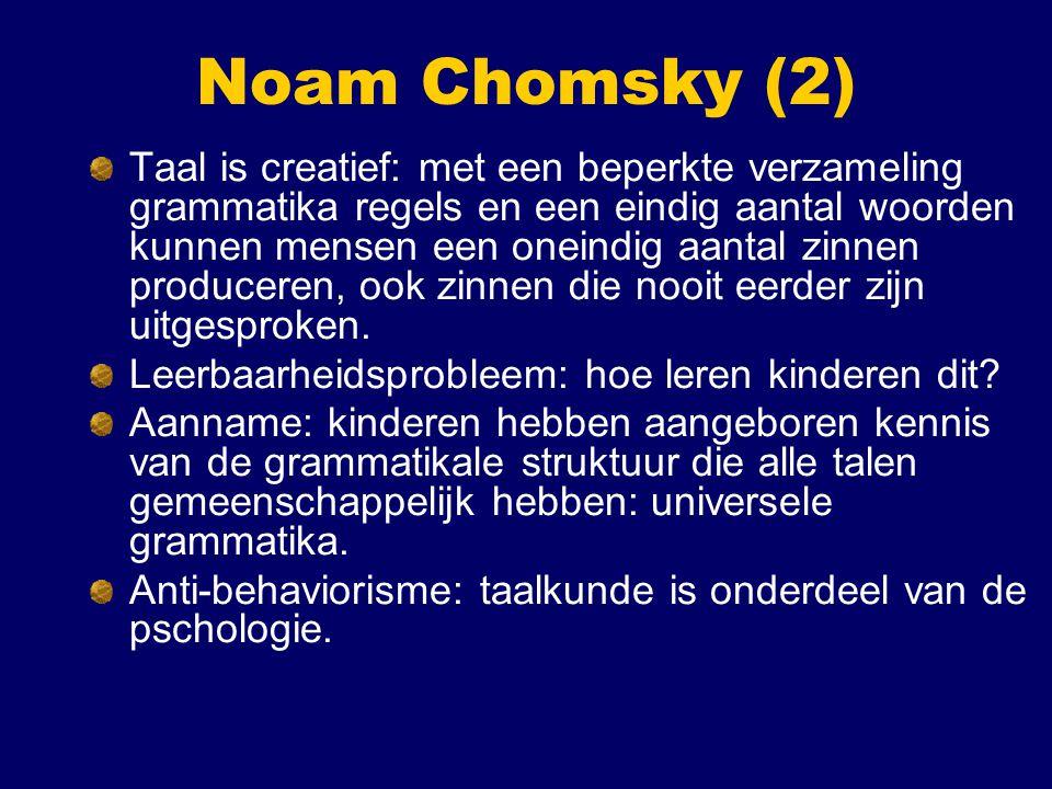Noam Chomsky (2)