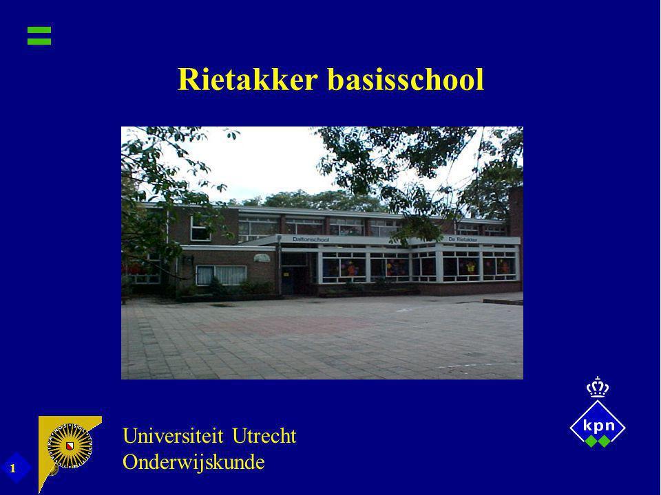 Rietakker basisschool