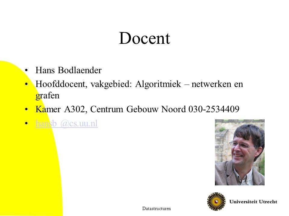 Docent Hans Bodlaender