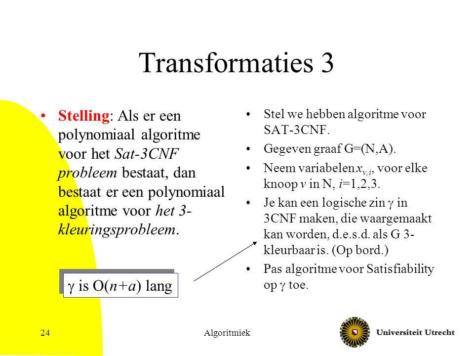 Transformaties 3