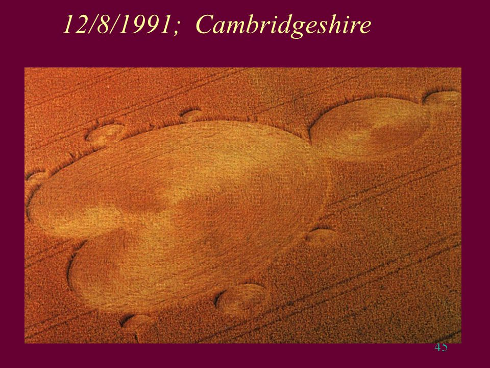 12/8/1991; Cambridgeshire