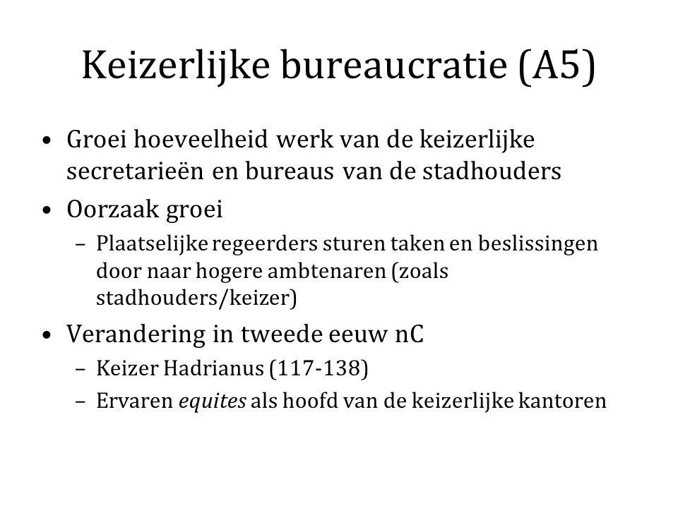 Keizerlijke bureaucratie (A5)