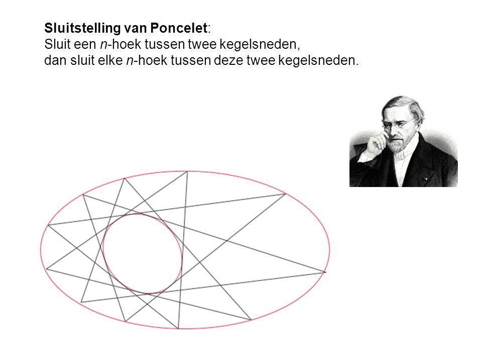 Sluitstelling van Poncelet: