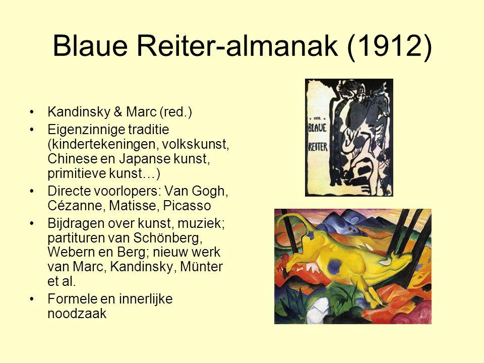Blaue Reiter-almanak (1912)
