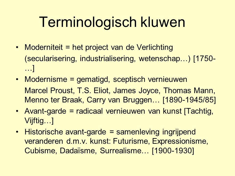 Terminologisch kluwen