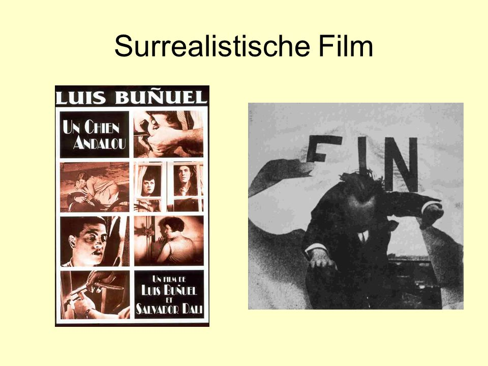 Surrealistische Film