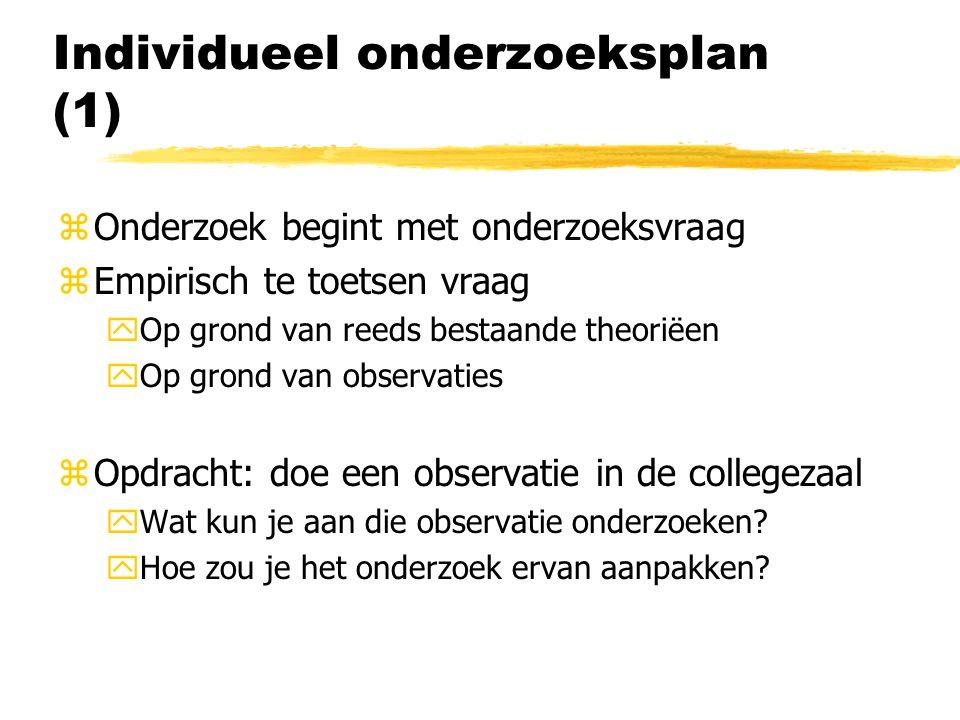 Individueel onderzoeksplan (1)