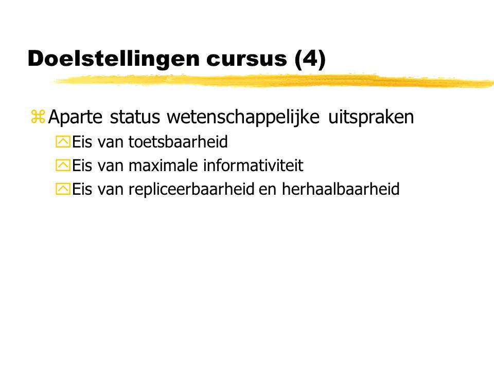 Doelstellingen cursus (4)