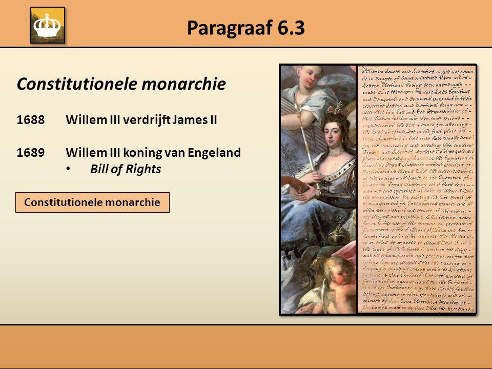 Constitutionele monarchie
