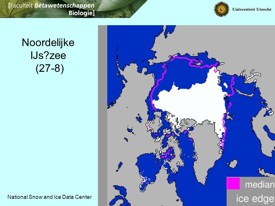 Noordelijke IJs zee (27-8)