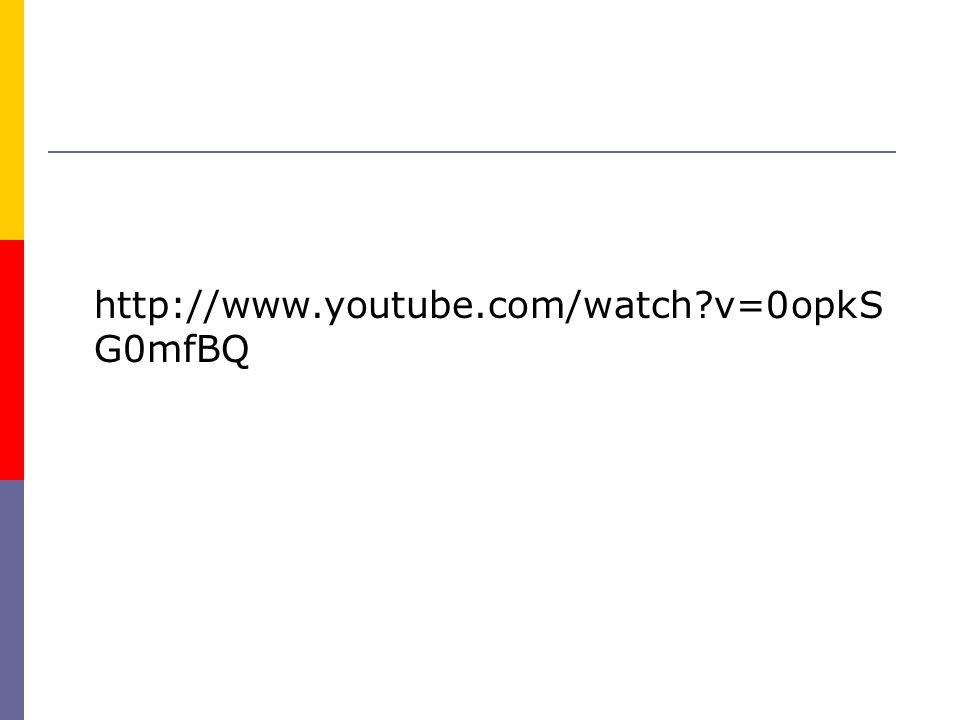 http://www.youtube.com/watch v=0opkSG0mfBQ