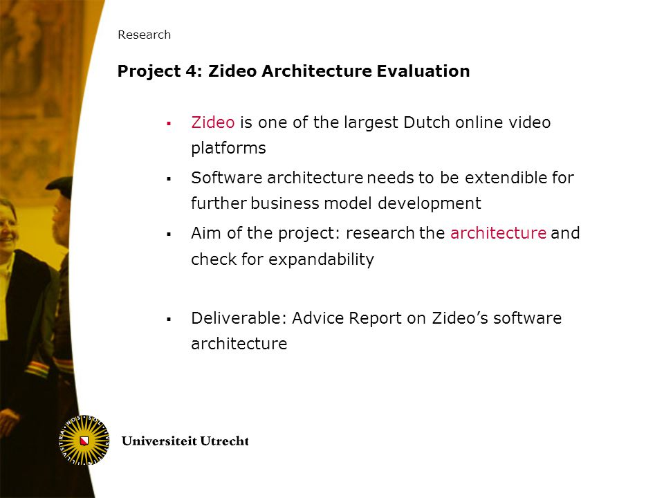 Project 4: Zideo Architecture Evaluation