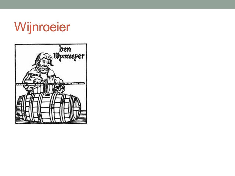 Wijnroeier