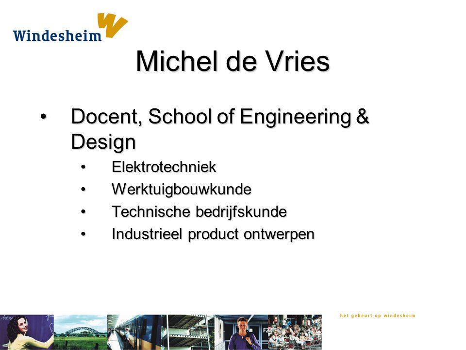 International Presentation - Windesheim University