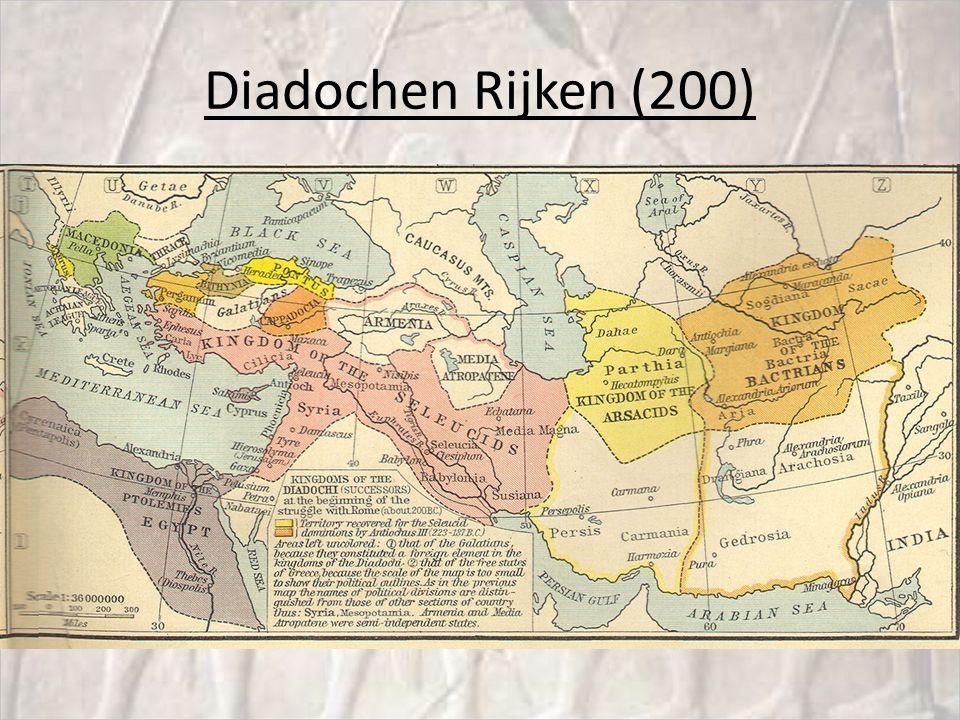 Diadochen Rijken (200)