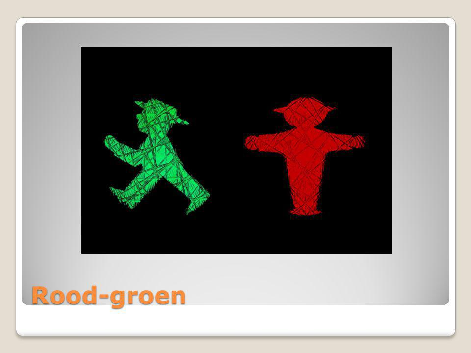 Rood-groen
