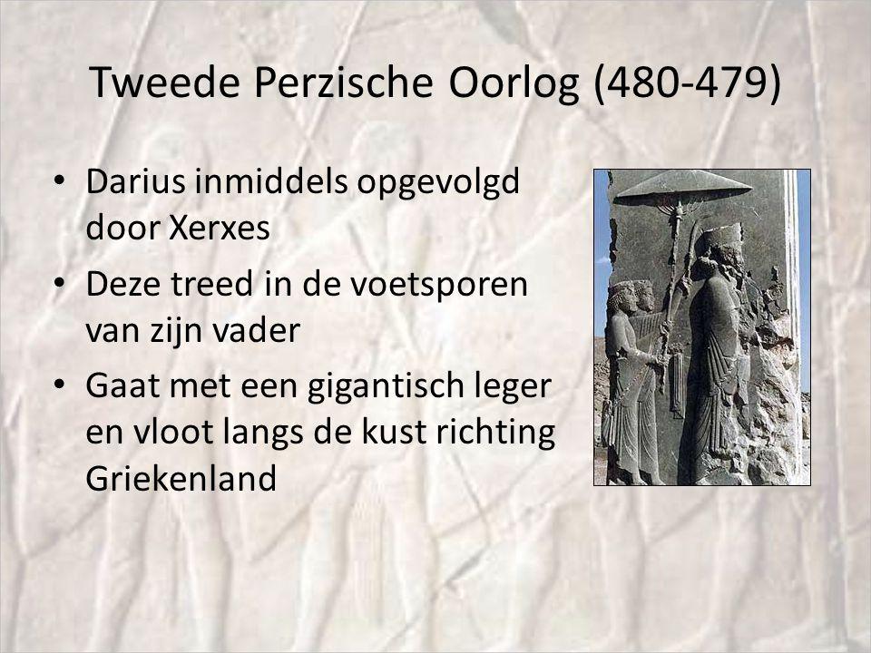 Tweede Perzische Oorlog (480-479)