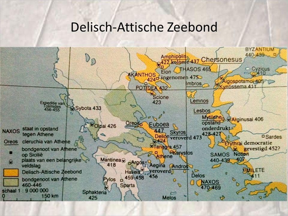 Delisch-Attische Zeebond