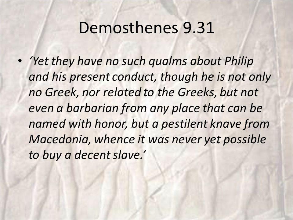 Demosthenes 9.31