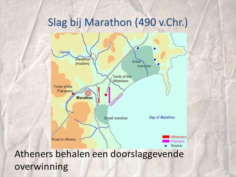 Slag bij Marathon (490 v.Chr.)