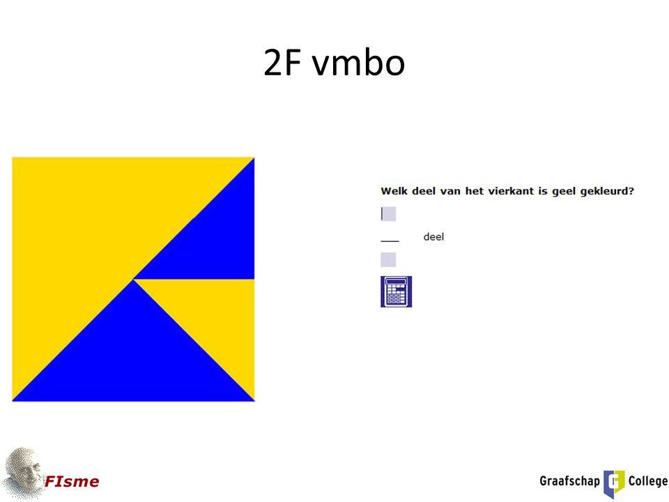 2F vmbo
