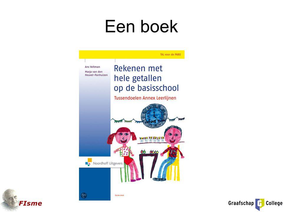 Een boek