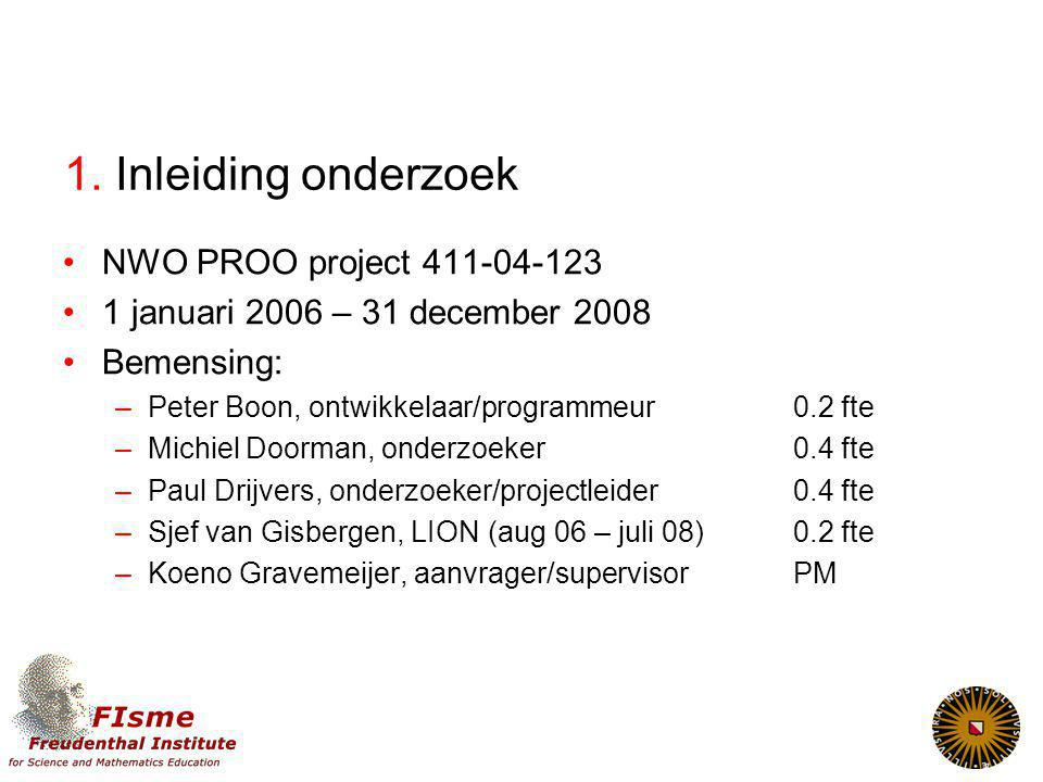 1. Inleiding onderzoek NWO PROO project 411-04-123