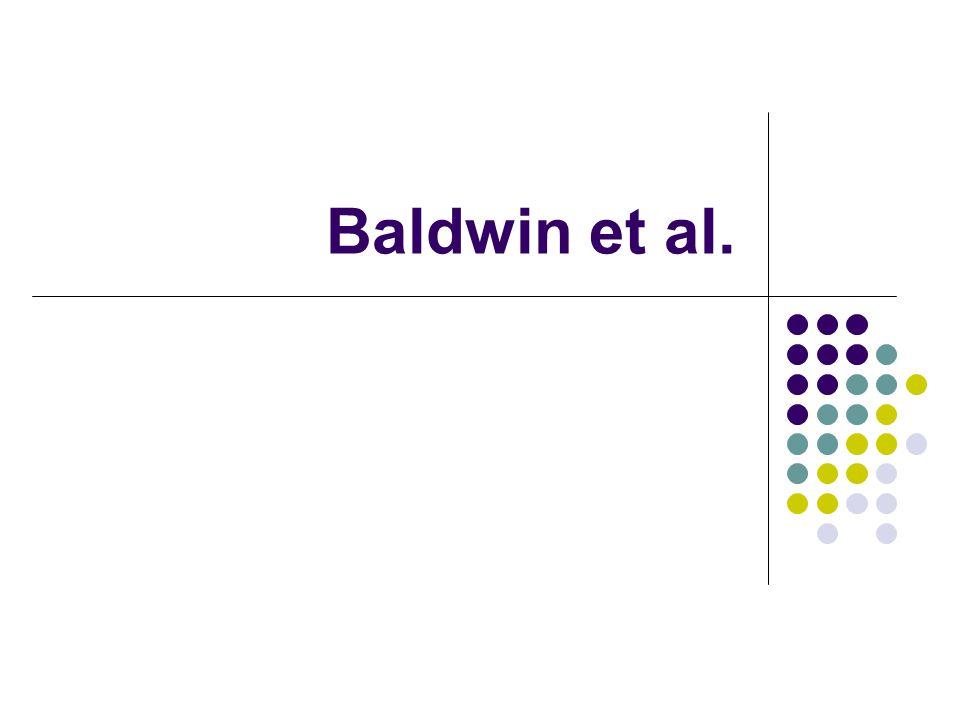 Baldwin et al.