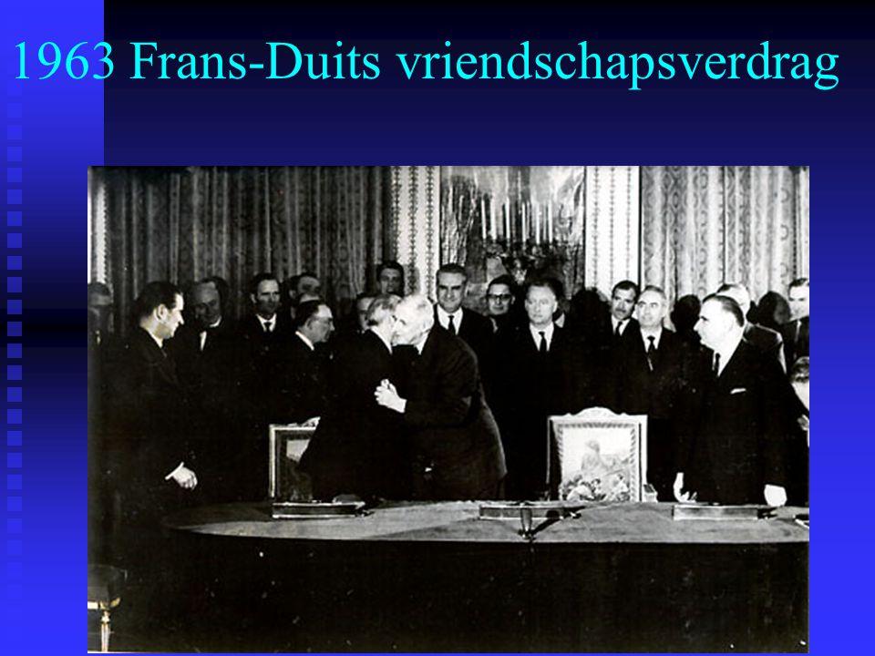 1963 Frans-Duits vriendschapsverdrag
