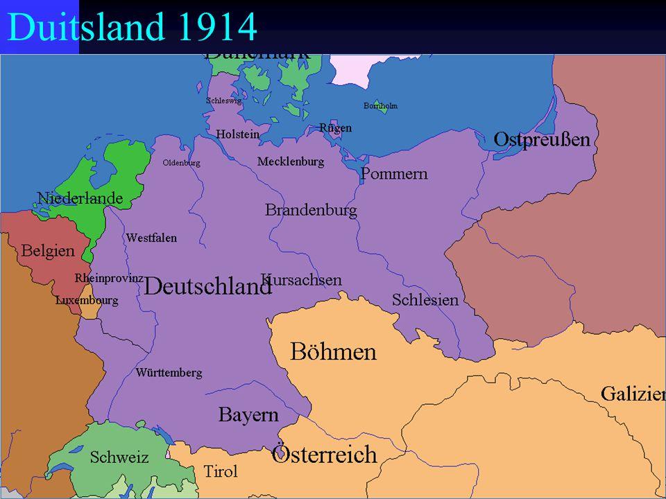 Duitsland 1914