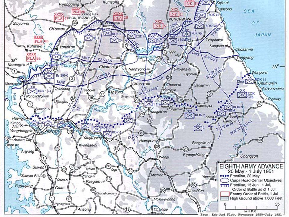 2.6 De periode van het gedeelde Korea (1945–)