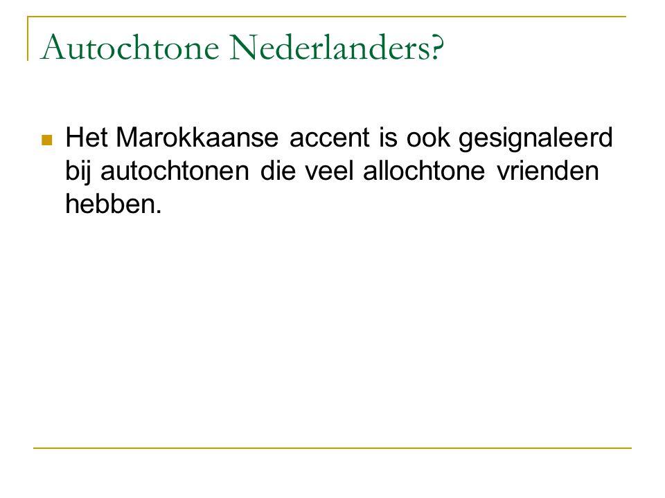 Autochtone Nederlanders