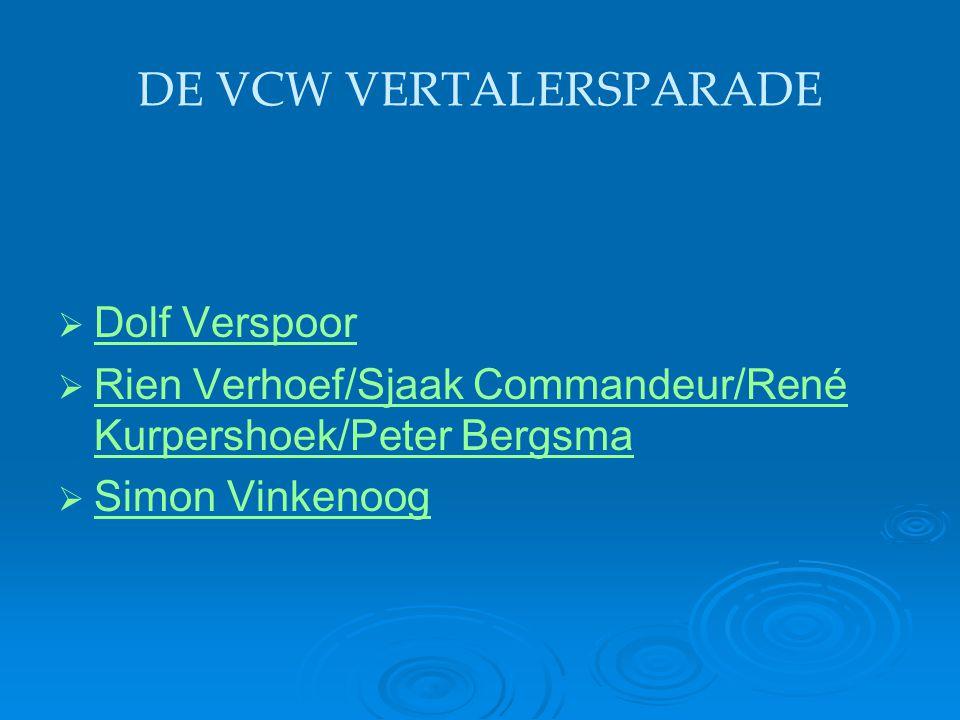 DE VCW VERTALERSPARADE