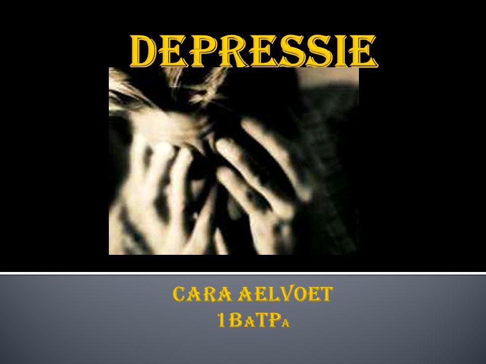 Depressie cara aelvoet 1BATPa