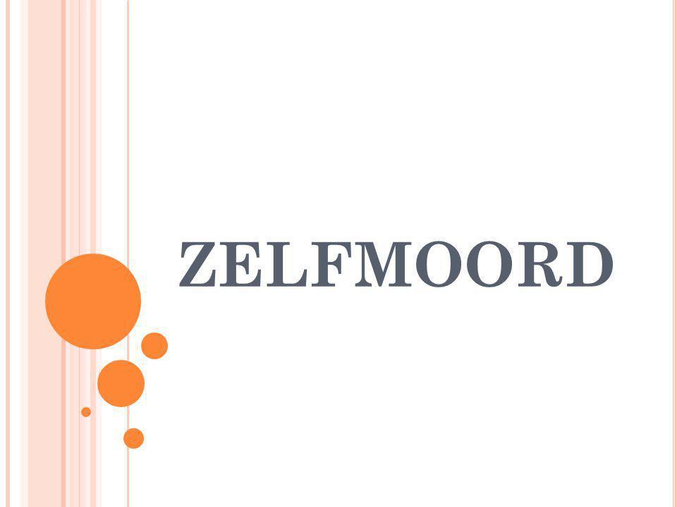ZELFMOORD