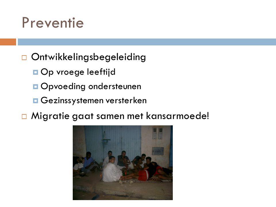 Preventie Ontwikkelingsbegeleiding