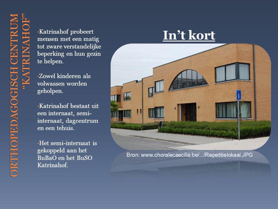 Orthopedagogisch centrum Katrinahof