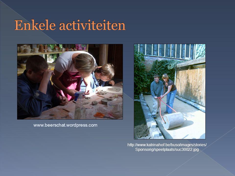 Enkele activiteiten www.beerschat.wordpress.com