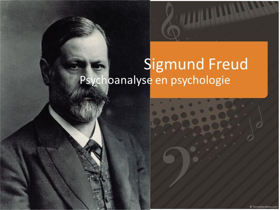 Psychoanalyse en psychologie