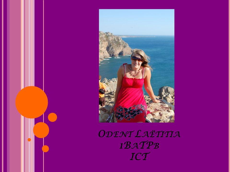 Odent Laëtitia 1BaTPb ICT