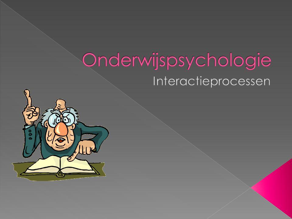 Onderwijspsychologie