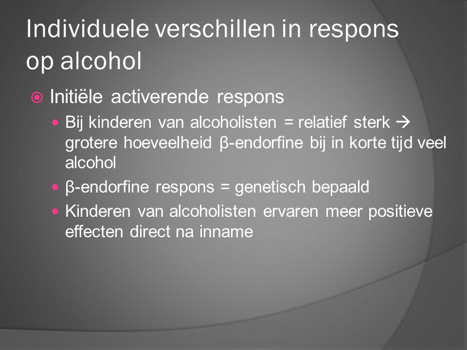 positieve effecten van alcohol