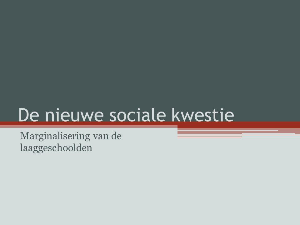 De nieuwe sociale kwestie