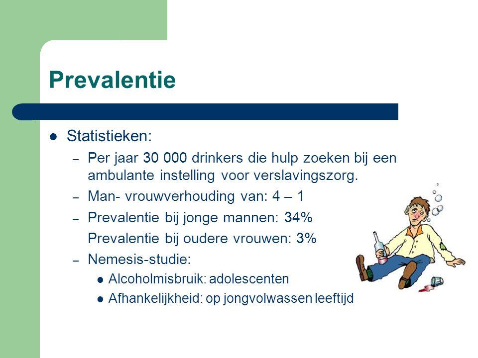 Prevalentie Statistieken:
