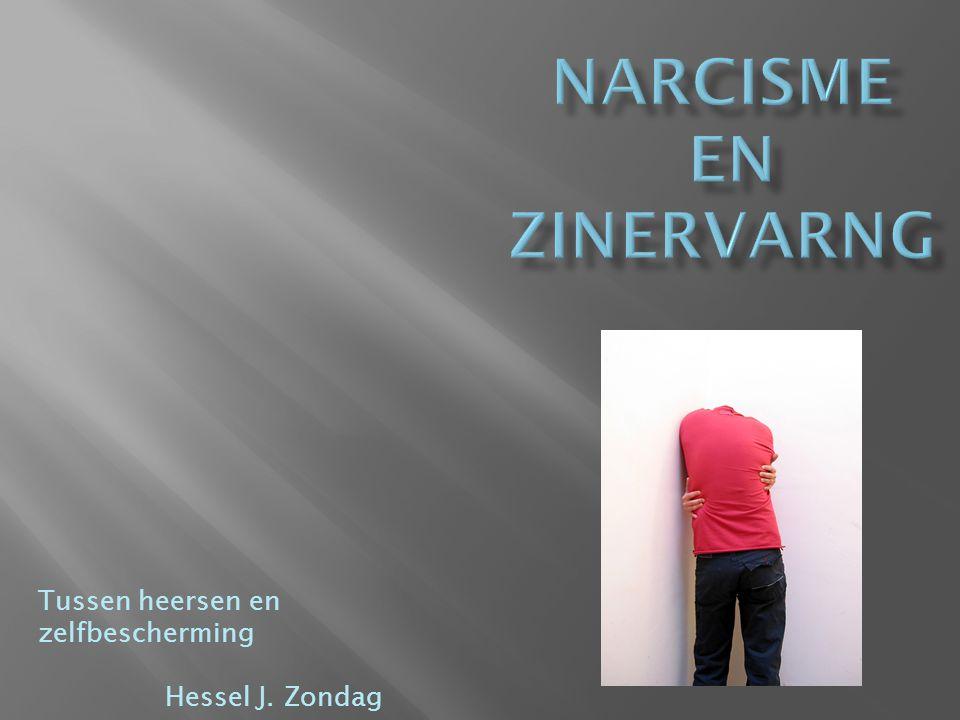 Narcisme en zinervarng